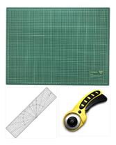 Base Corte A2 60x45 Regua Laser 15x60 Cortador Patchwork - Lanmax