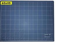 Base De Corte A2 60x45cm Azul Modelo Novo Marcações - Lanmax