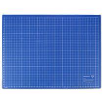 Base de Corte Azul Dupla Face Lanmax A2 45 x 60 cm -