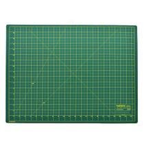 Base de Corte Dupla Face Westpress Verde/Amarelo - 45x60cm - Mac-Len