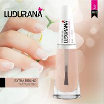 Base Extra Brilho Incolor Ludurana -