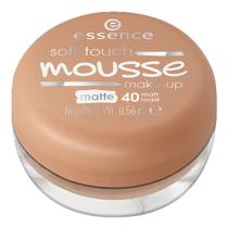 Base Facial Essence - Soft Touch Mousse Make-Up -