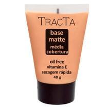 Base Facial Matte Tracta Média Cobertura - 04 -