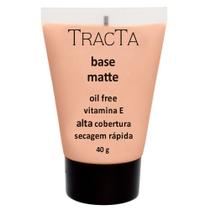 Base Facial Matte Tracta Oil Free -