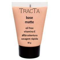 Base Facial Matte Tracta Oil Free -