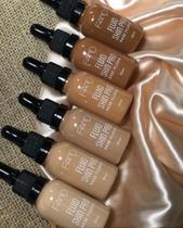 Base Fluída Skin Pro Fand Makeup cor 02 -