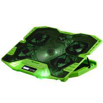 Base Gamer Warrior Master Cooler para Notebook - AC292 Multilaser -