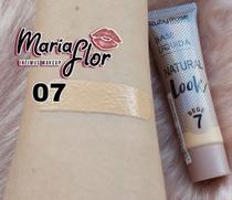 Base líquida natural look bege 7 - ruby rose -