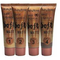 Base Liquida Soft Matte Café Ruby Rose -