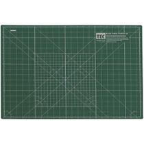 Base para Corte A2 Verde 58x43cm Dupla Face Toke e Crie -