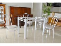 Base para Mesa 4 Cadeiras  - Francesa Metalmix