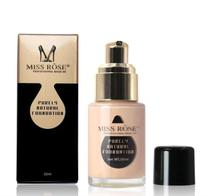 Base purely natural foundation miss rôse - Miss Rose