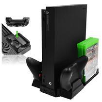 Base Suporte Refrigeração Xbox One Vertical Dock Cabo Usb - Concise Fashion Style