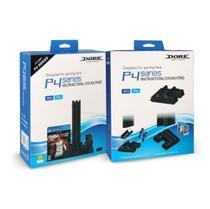 Base Vertical Com Cooler Para PlayStation 4 PS4 Slim Pro - Dobe