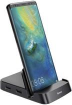Baseus Hub Usb Tipo C Docking Station Para Samsung S20 S10 Dex Pad Usb-c Para Hdmi Usb 3.0 -