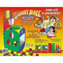 Basket Ball Game Com 60 Bolinhas Braskit -