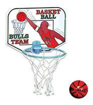 Basquete Basket Ball Infantil Com Tabela Basquete com Bola - Braskit