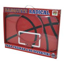 Basquete Radical Tabela de basquete DM Toys -