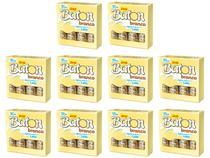 Bastão de Chocolate Baton Branco 64g - 10 Unidades Garoto
