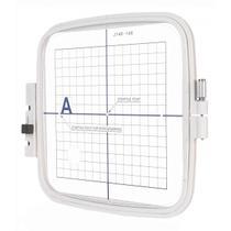 Bastidor 14 x 14 cm para máquina de bordar JANOME MC200E - ELNA 8100 -