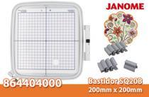 Bastidor 20x20 Janome Mc500e -