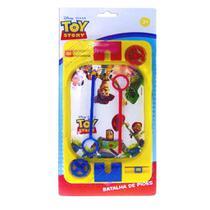 Batalha de Pião Toy Story Disney Toyng -