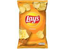 Batata Cheese Lays Queijo Emmental 86g -