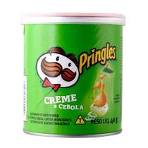 Batata Crocante Creme e Cebola 40g - Pringles -