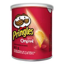 Batata Crocante Original 37g - Pringles -