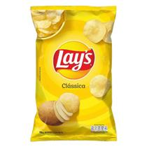 Batata Lays Clássica 96g - Elma Chips -