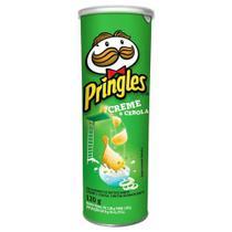 Batata Pringles 120g Creme de Cebola - Casa  Video