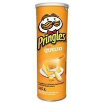 Batata Pringles 120g Queijo - Casa  Video