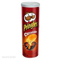 Batata Pringles Churrasco 120g -