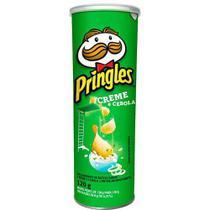Batata Pringles Creme e Cebola- 120G -