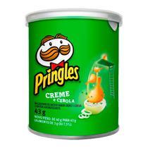 Batata Pringles Creme e Cebola 43g -
