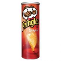 Batata Pringles Original 132g -