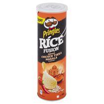 Batata pringles ríce fusion - chicken tikka masala 160g -