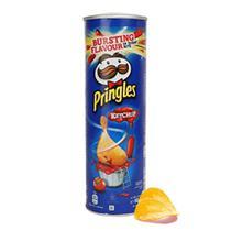 Batata pringles - sabor ketchup 165g -