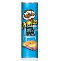 Batata Pringles Salt & Vinegar 165g -