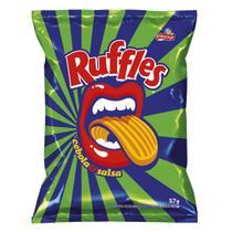 Batata Ruffles Cebola e Salsa 57g - Elma Chips -