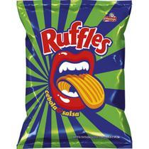 Batata Ruffles Cebola e Salsa 96g - Elma Chips -