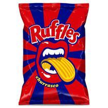 Batata Ruffles Churrasco 76g - Elma Chips -