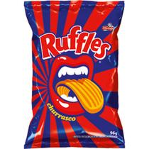 Batata Ruffles Churrasco 96g - Elma Chips -