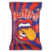 Batata Ruffles Elma Chips Sabor Churrasco 57g -