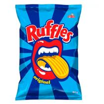Batata Ruffles Elma Chips Sabor Original 84g -