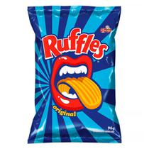 Batata Ruffles Elma Chips Sabor Original 96g -