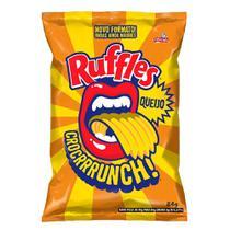 Batata Ruffles Elma Chips Sabor Queijo 84g -