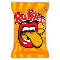 Batata Ruffles Queijo 50g - Elma Chips -