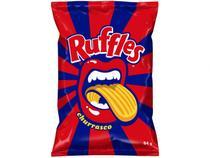 Batata Ruflles Churrasco 84g -