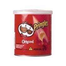 Batata sabor original pringles 41g 12 unidades -